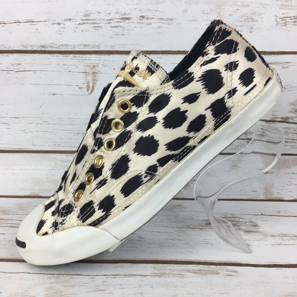 Jack Purcell Converse Cheetah Animal